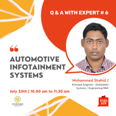 Q&A – Automotive Infotainment Systems